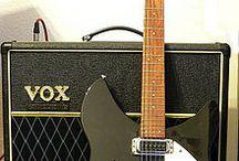 guitars i love