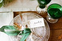 Matrimonio autunnale: verde Smeraldo - Fall Emerald Wedding