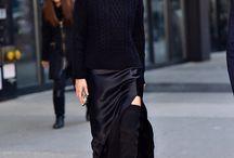 Black chic styling