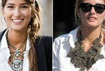 Big & Bold Statement Necklaces / All big and bold statement necklaces can be worn to make your days more beautiful. Make a Statement, Pick Yours at DailyNecklace.com, Save Extra 10% + Free Shipping.