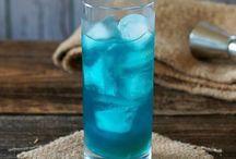 Kolorowe drinki - Mojita - Poncze - Koktajle alkoholowe
