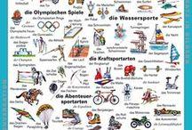 Nemčina - hobby, voľný čas, denný režim
