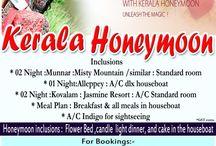 Honeymoon Packages in Kerala