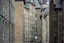 Rues - bâtiments
