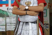 Roman outfit