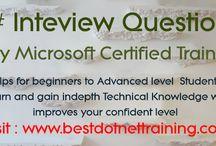 Interview Question On C#, ASP.NET, MVC, SharePoint, SQL Server