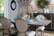 Dining room / by Ashley Burgess