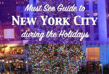 New York for Christmas