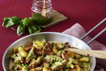 Recipes gnocchi