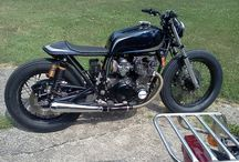 Suzuki GS750 Project Ideas