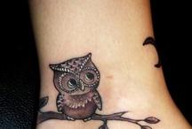 Tiny tatoeage