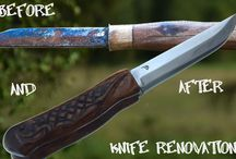 awesome knives (blades, knife, and swords)