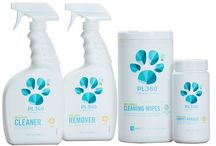 PL360 Natural Household Cleaning Products / For pet homes everywhere