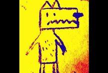 Le loup maternelle / chanson autour du thème du loup