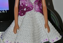 B812 Barbie/'Puppen/Dolls/Ravelry