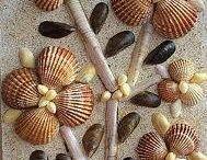 midye kabuğu tasarım