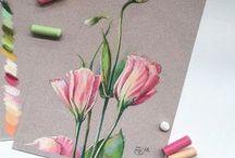 Art (pastels)