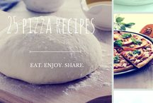 Breads, pizzas & more