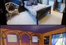 Spare room / Kids bedroom