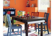 Boys' Playroom Inspiration / by Jennifer Chung