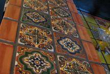 Carreaux bétons, mosaïques, azuleros
