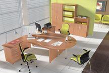 Express Office / System uniwersalnych tanich mebli biurowych pozwala zaaranżować swobodnie każdą powierzchnię biurową  http://barmeb.pl/produkt/256/express_office