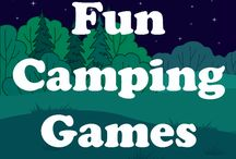 Camp Games / Games we like to play at Camp