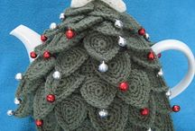 Crochet X-mas tree