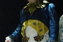 Tweedledum - male Singer