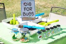 bug birthday party / by Molly Banta-Hill