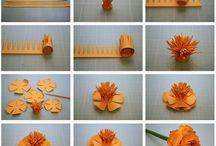 3d blommor