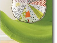 Pillow sewing / pillows are always a good idea to sew / by Zen Chic, modern quilts by Brigitte Heitland