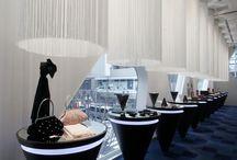 Allestimenti + Showrooms + negozi