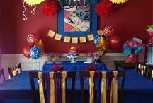Birthday party 2015