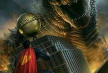 Superhero VS