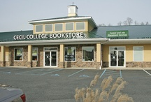 Bookstore / Apparel, Books, & Fun -- at the bookstore!  / by CecilAdmissions