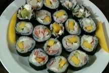 Sushi / by Sara Powers