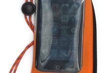 Aquapac  / Ассортимент водонепроницаемых,универсальных герметичных и простых в использовании чехлов Aquapac идеально подходит для сотовых телефонов,смартфонов, iPhone 4, GPS приемников, малогабаритных девайсов. / by Swimbox