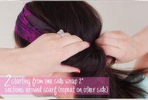 pañuelos en cabeza