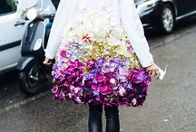 Florals / Inspiration for Floral SS15 stories