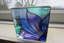 Pintura vidrio