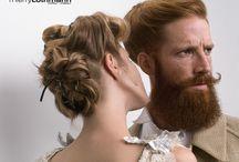 INTENSE ADDICT - Thierry Lothmann / Besoin de changer de tête? Envie d'essayer une nouvelle coupe? Envie de savoir comment se coiffer? Le cuivré est la coloration tendance du moment alors si vous avez le teint clair, pourquoi ne pas essayer? Les autres pourront opter pour quelques mèches cuivrées qui leur donneront de beaux reflets. Thierry Lothmann met à l'honneur le cuivré dans une collection intense et glamour. #Cuivré #Coloration #Balayage #Effets #Coiffage #ThierryLothmann #Tendance