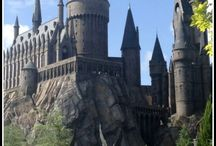 Visiting the world of Harry Potter