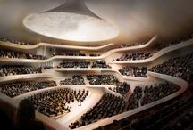 Performing Arts Centers / by kj amplified