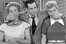 I Love  Lucy / by Renee' Smart