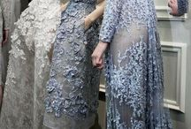Powder Blue Gowns