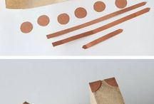 Wrapping Gifts / by Lucie Lamontagne