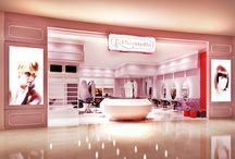 La Pazzionatta Salon / La Pazzionatta salon concept a beauty elegant place to make up hair and give pleasure for art hair.