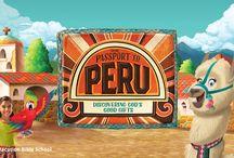 Passport to Peru VBS