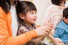 ECCジュニア五香東口教室 / ECCの幼児からの英語・英会話教室です。五香駅東口から徒歩1分のところにあります。